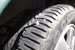Experiência do Consumidor após um furo num pneu