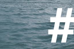 hashtag no Linkedin