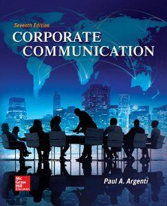 "Livro: ""Corporate Communication"" de Paul Argenti"